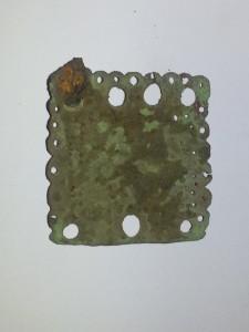 ornament medieval verso