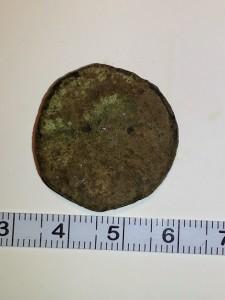 moneda bronz 2