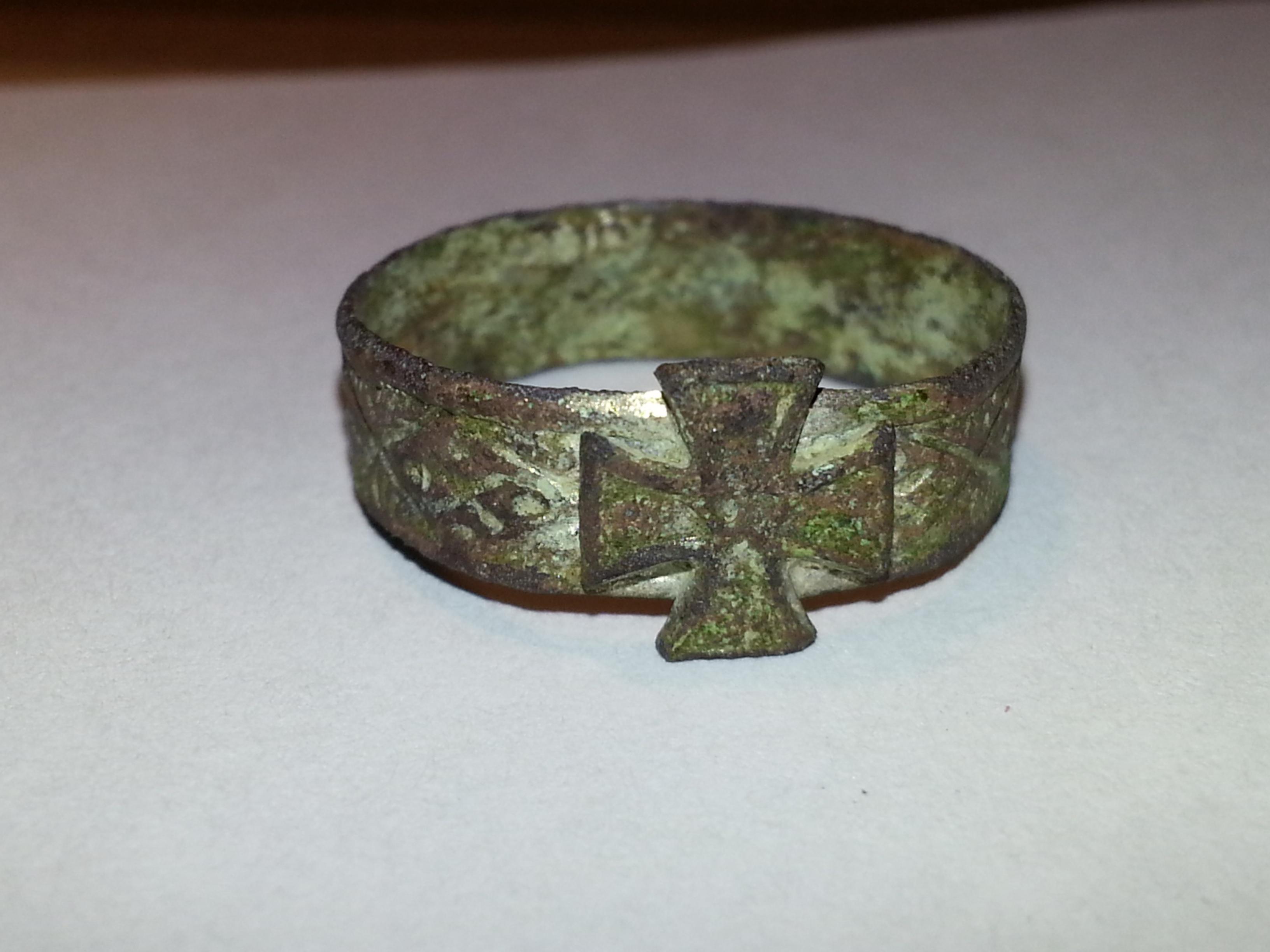 Weekend cu arginti, inel  si obiecte medievale