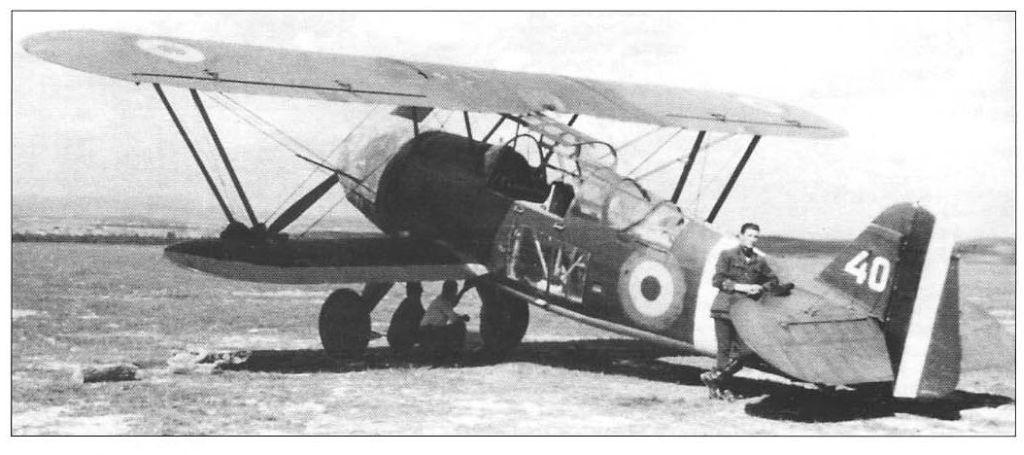 Prăbuşirea unui avion I. A. R. 39 la Blaj 1946