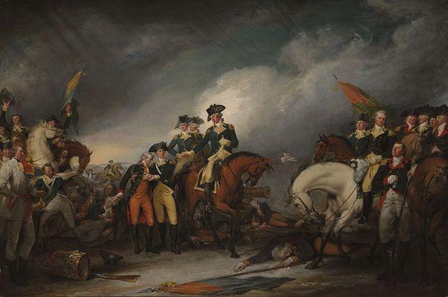 Capturarea Hessianilor la Trenton