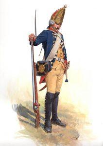 Hessian-Troops3-212x300 Nasture Hessian - Nostra Es Devs Spes secol 18