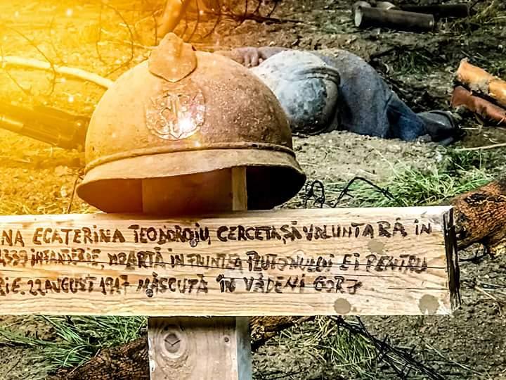 Centenar Marasti, Marasesti, Oituz, vernisata  la Muzeul National de Istorie a Romaniei