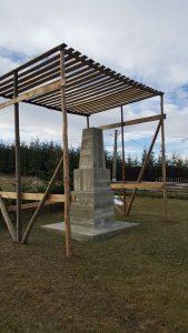 26166664_1197477563685972_7936082617959781666_n-169x300 Stadiul monumentului dedicat vânătorilor de munte
