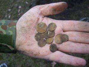 26553441_533746426981170_10217440_n-300x225 Schützenauszeichnung für die Kavallerie si 17 monede Reichspfennig