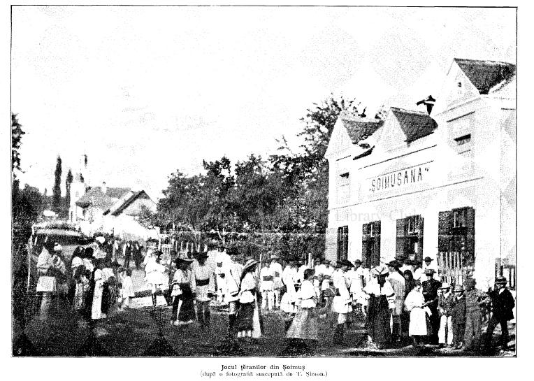 Şoimuş – schiţe monografice din 1899