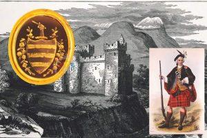 """Fosta resedinta a Clanului Cameron """"Tor Castle"""""""