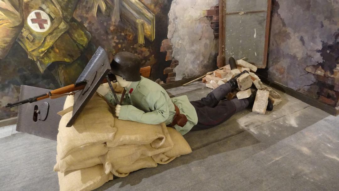 Expoziție permanenta la Muzeul orașului Oradea – Complex Cultural