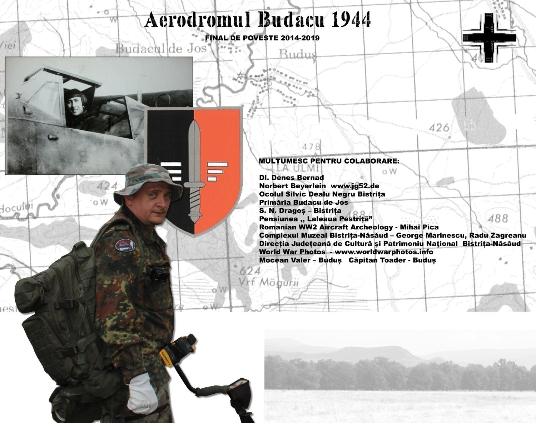Final de poveste – Aerodromul Budacu 1944