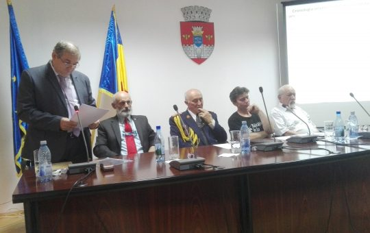 "Simpozionul național ""BATALIA DE LA VASLUI – 1475"" Vaslui, 7-9 Iunie 2019"