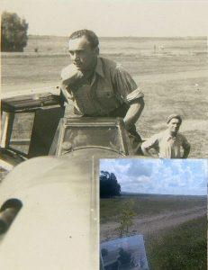 O nouă fotografie de pe aerodromul Budacu ( Budak) 1944