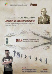 Lansare de carte: Am fost un vânător de munte