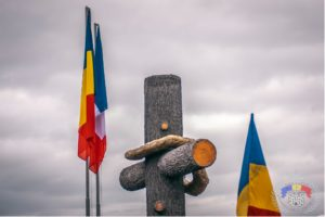 Foto album - Inaugurarea Ansamblului monumental Coșna