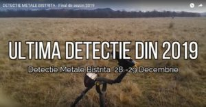 Detectie Metale Bistrita - Final de sezon 2019
