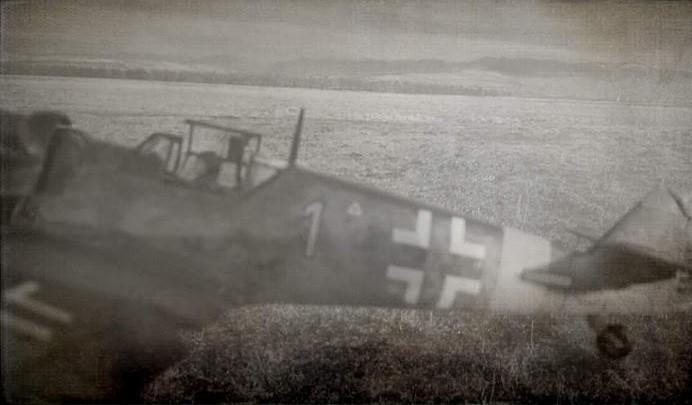Album machete avion de pe aerodromul Budacu - Ssas Budak 1944