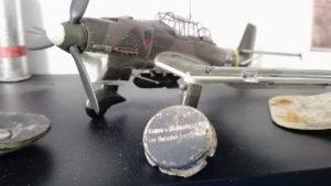 """Stuka"" port elevator found 2020 on Ssas- Regen - Gyöngyösfalu 1944 ( near Reghin Solovastru) the old lutwaffe airfield - photo album"
