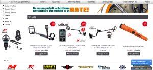 roDetectors cel mai bun pret de la distribuitori, oficial pentru Romania