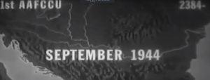 Captured german film - Romanian Bomb Damage: Ploesti, Roumania, September, 1944