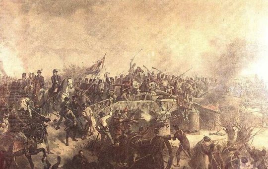 Colonelul Urban și frânturi din revoluția de la 1848