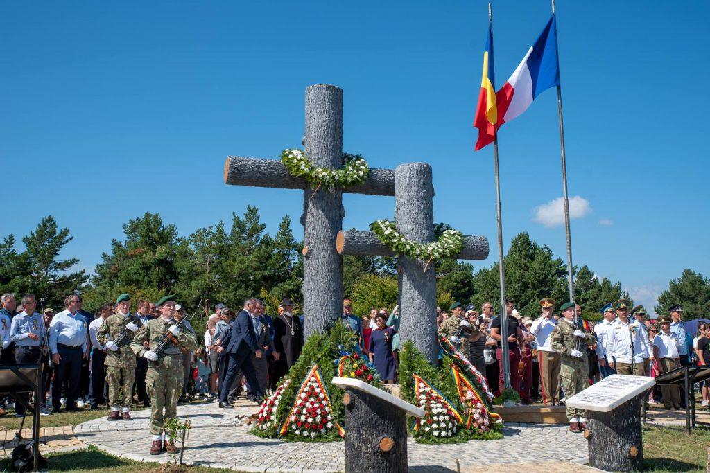 Comemorarea eroilor de pe Dealul Cosna 20 August 2021